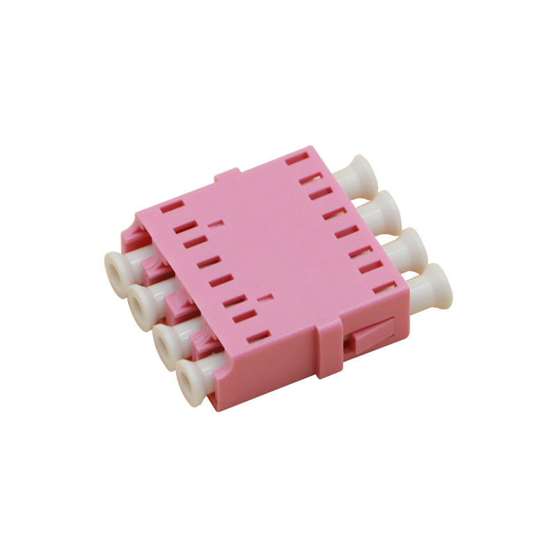 SC Type SM DX LC UPC Optic Fiber Adapter Ceramic Ferrule Coupler